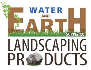 Water and Earth Landscaping Products Logo