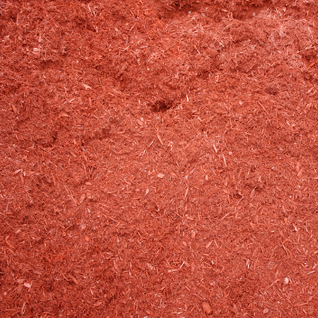 Water and Earth mulch red devil